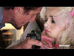Daddys Little Slut Elsa Jean Tight Pussy Fuck