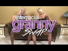 Interracial Granny Swap  (2016)   Adult DVD Empire (1)