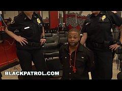 BLACK PATROL - Black Robbery Suspect Apprehende...