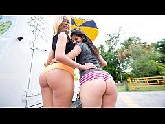 BANGBROS - Big Booty Surprise With Latina Porns...