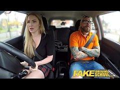 Fake Driving School Fake instructors hot car fu...