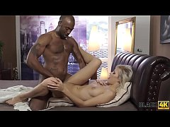 BLACK4K. Ria Sunn knows her new black BF is vir...