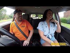 Fake Driving School Candi Kayne returns just fo...