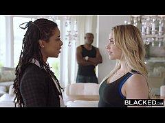 thumb blacked blac k woman introduces white girl to bbc