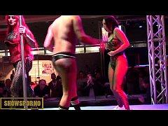 Erotic show in erotic...