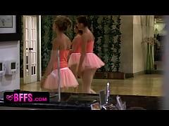 Ballerinas Punish New Girl