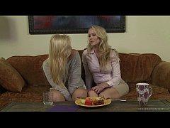 Do you like older woman? - Melissa May, Simone Sonay