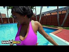 BANGBROS - Ebony Babe Rachel...