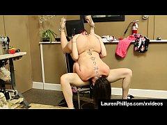 Red Hot Ginger Header Lauren Phillips Opens Her...