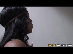 thumb ebony maserati xxx at gloryhole