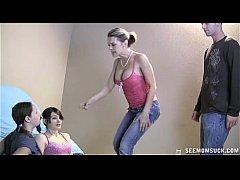 Naughty Step- Mom Blowjob