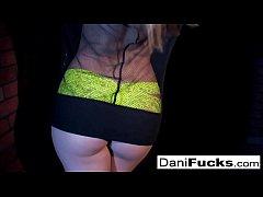 thumb dani daniels gets a little naughty