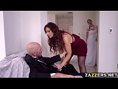 Johnny Sins bangs Syren...