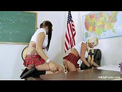 Nikita Von James Schoolgirl...