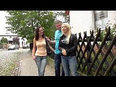 thumb gina casting    jana und mario
