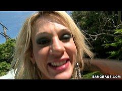 BANGBROS - Tatted up Blonde MILF Babe