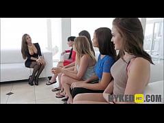 Teen Escort Class Lesbian Orgy - DYKEDhd.com