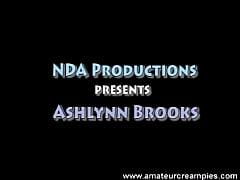 Ashlynn Brooke creampie...