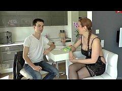 Sein erstes mal Anal - Sexschule mit Nico 18 Video Stream -