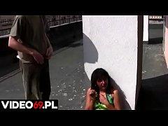 Polskie porno - 18 urodziny na dachu wie\u017cowca
