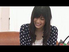 Nozomi Koizumi strips naked...
