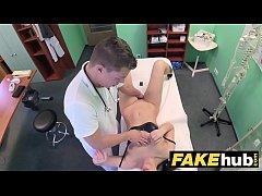 Fake Hospital Frisky shaven...