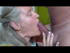 thumb 92 years old gr  anny doing deepthroat throat pthroat throat