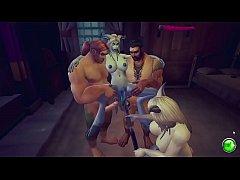 Whorecraft Chapter 2 Episode 3-4 Epilog Full Ga...