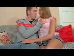 Dirty teen loves sex
