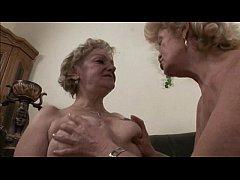 Effie - Lesbian granny sex...