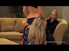 Slave Undressing Her Friend...