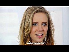 CastingCouch-X - Watch Rachel James first porn ...