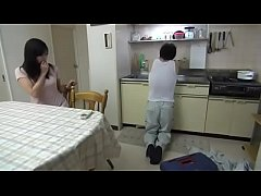 Nice Japanese girl fucks the plumber