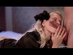 Blonde Fellucia Blowjob Fun...