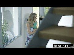BLACKED Petite blonde teen...