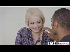 Babes - Black is Better - Please me starring El...