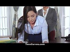 TeenCurves - Keisha Grey Fucks...