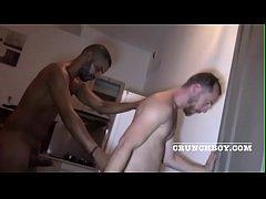 straight arab huge cock fuck a gay CRUNCHBOY