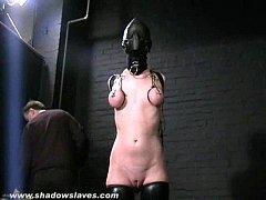 Sensory deprived slaveslut Cherry...