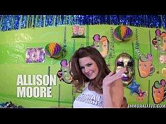 Allison Moore Gets Her...