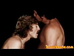 Hairy homo impaled by lovers raw freakishly lon...
