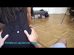 Sexy lapdancer Radka shakes...