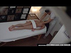 thumb brunette sexy b  abe secretly fucks on massage ucks on massage cks on massage t