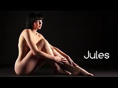 Nude Models Jules Seedcase-shooting | PKinG TV