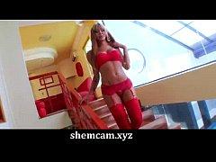 Izadora Ribeiro shows us her curves shemcam.xyz