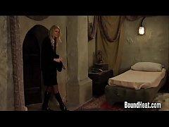 Mistress Of Souls II: Slave Gently Undresses He...