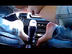 Ебля в машине