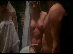 Caligula's orgies...