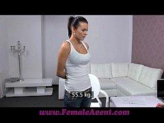 FemaleAgent New sexy MILF...
