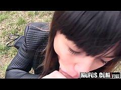 (Mona Kim) - Russian MILFs Creampie - Public Pi...
